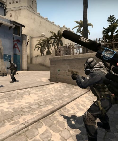 How the csgo become the top-ranked game?