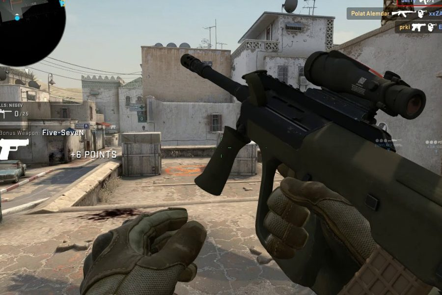 How does the csgo boost help to improve your ranking level?